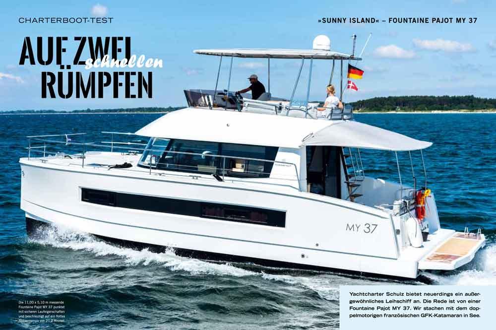 Hausboot mieten Testbericht Sunny Island Bootsurlaub.de