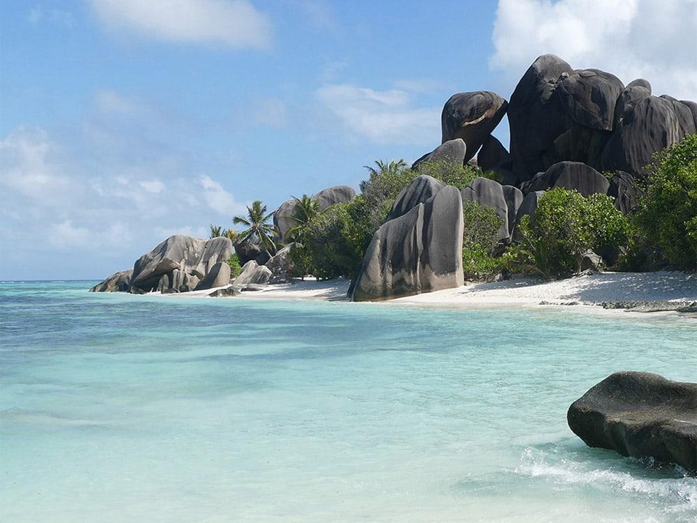 Seychellen, boat, yachtcharter