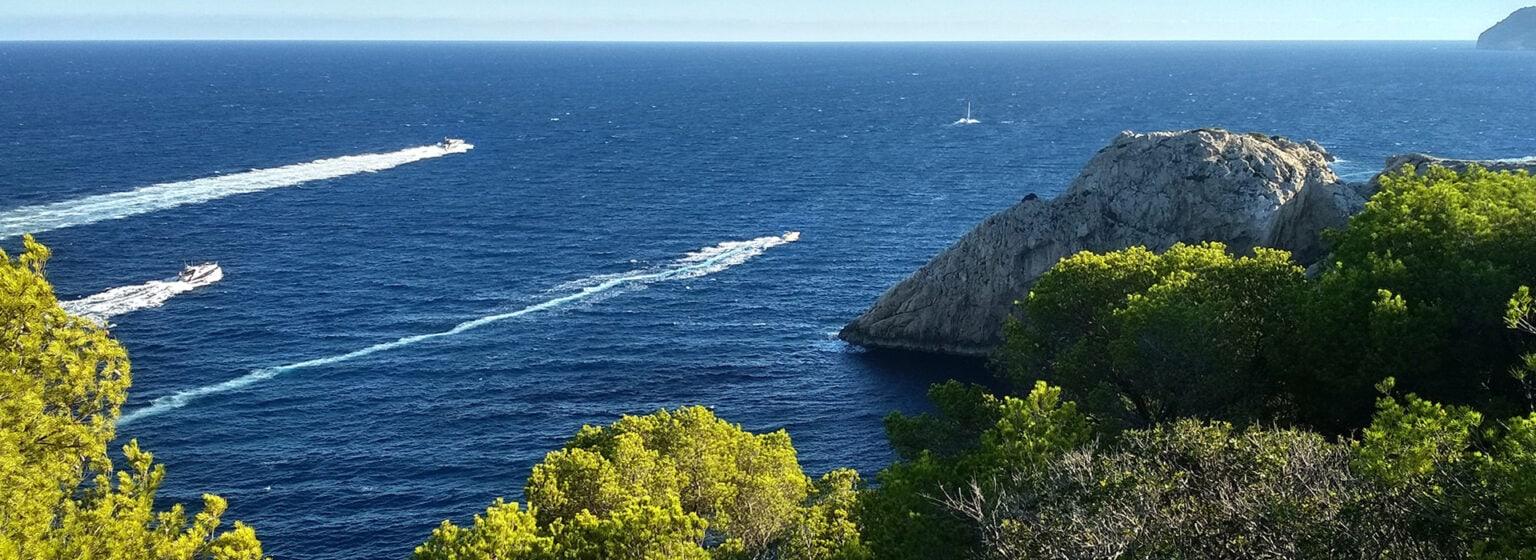 Balearische Inseln, boat, Yacht