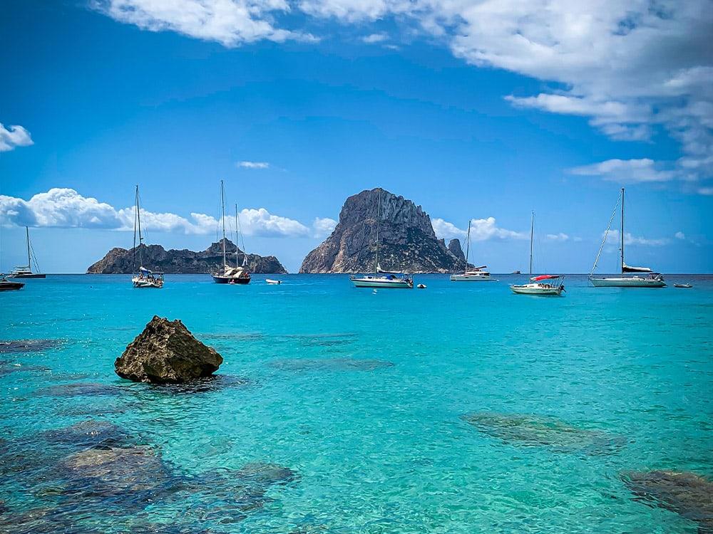 Ibiza, Hausboot, Yacht