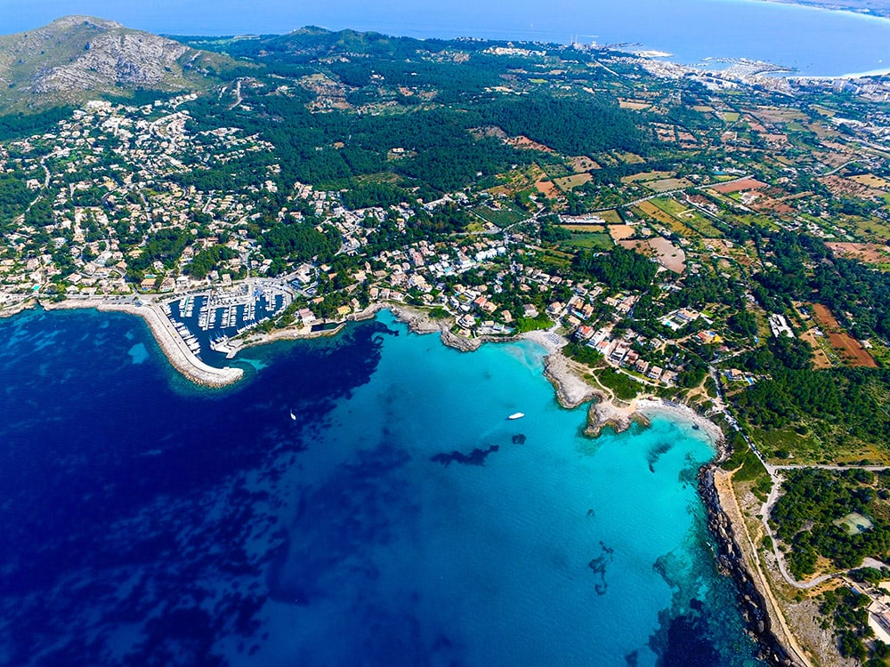 Mallorca, boat, yachtcharter