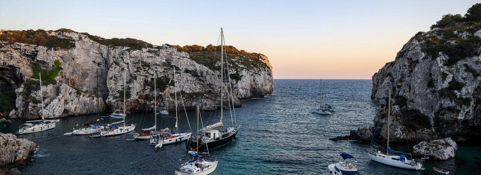 Menorca, Yacht, boat