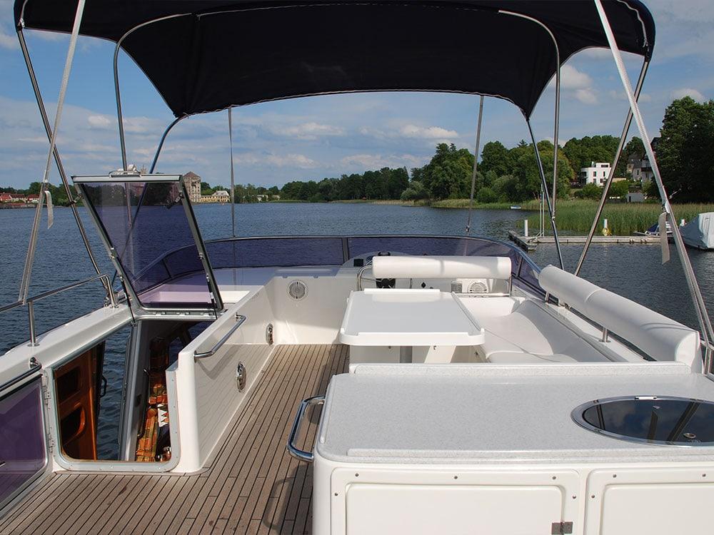 checkliste, Yacht, Hausboot