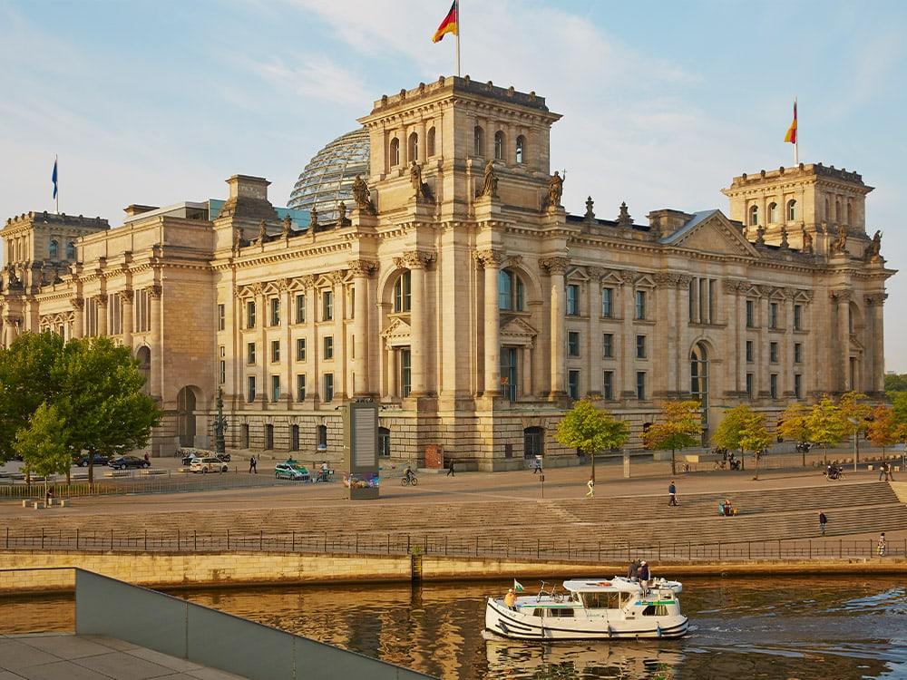 Berlin, Brandenburg, Yacht, boot