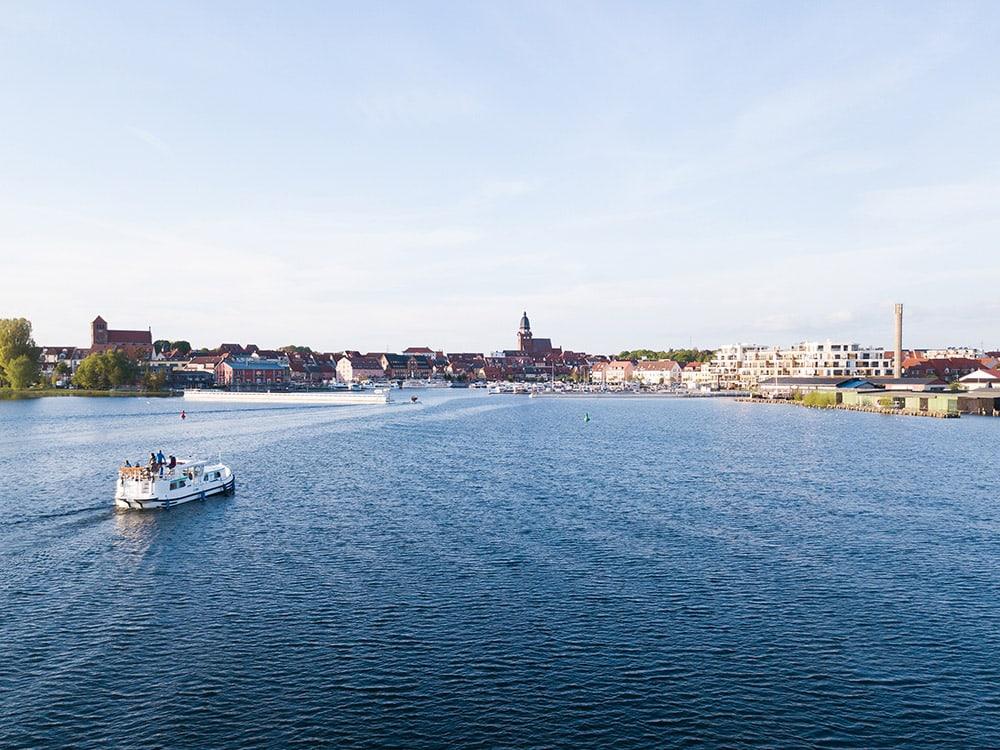 mecklenburgische seenplatte, Boot, Yacht