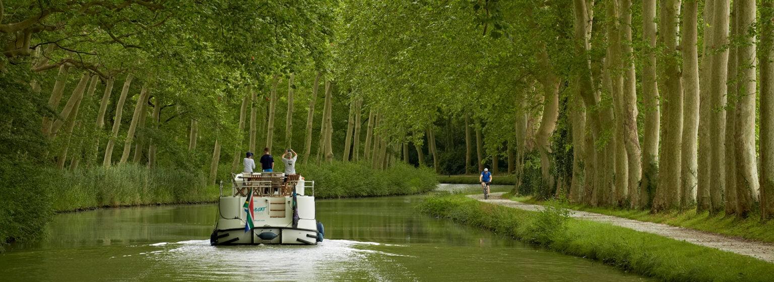 Canal du Midi, Yacht, yachtcharter