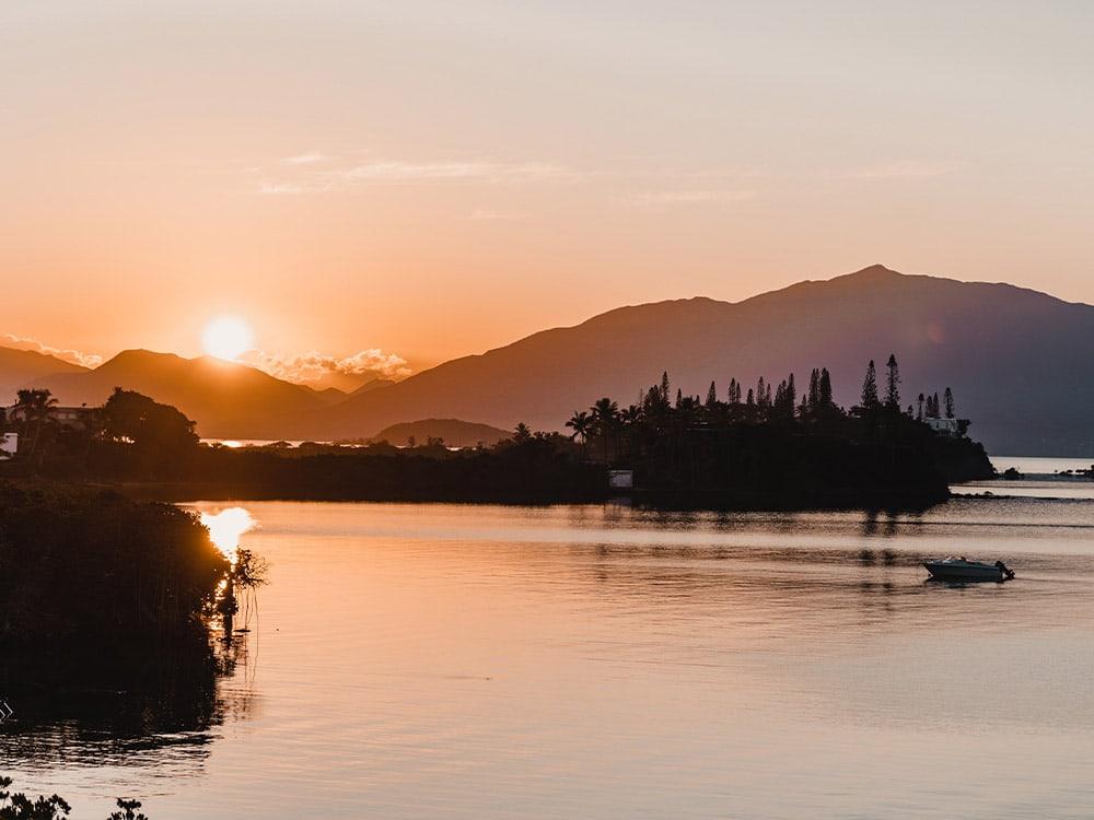 Neukaledonien, Boot, Hausboot