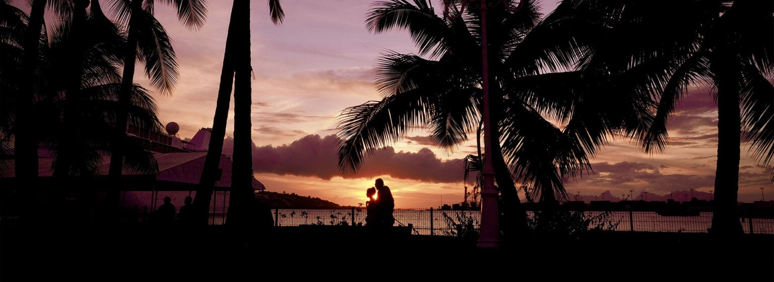 Tahiti, Yacht, boot