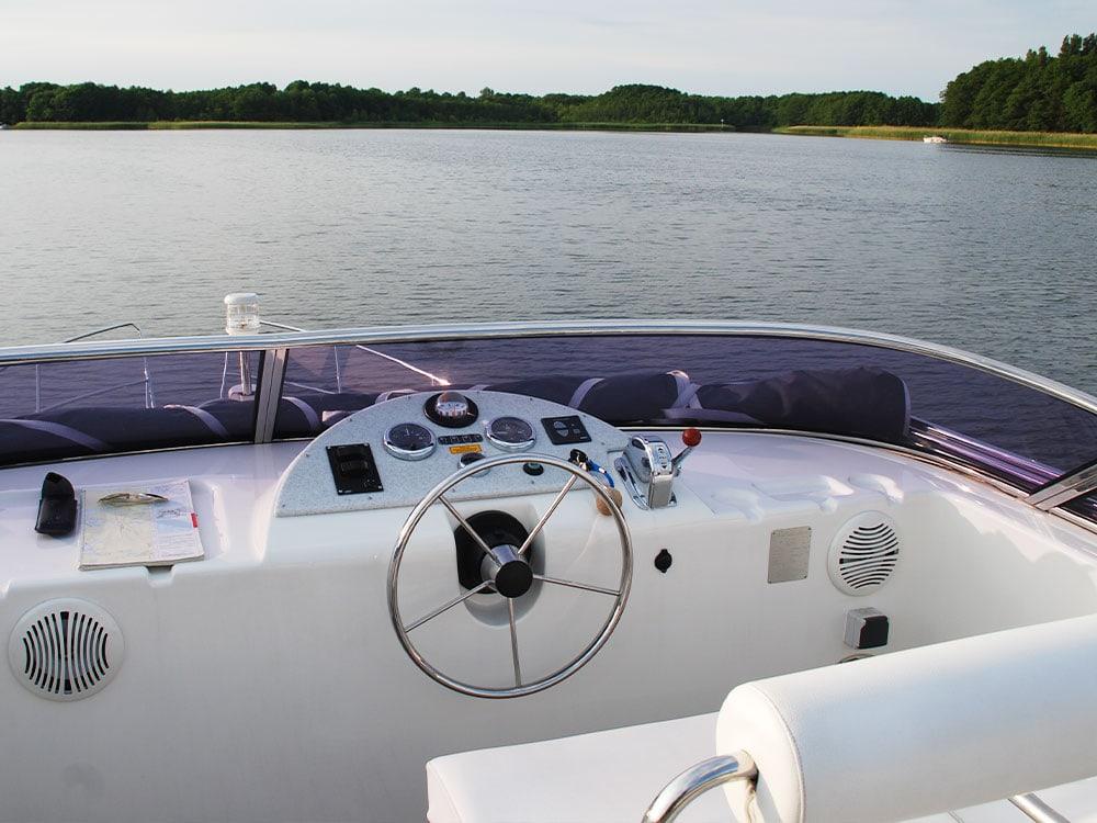 fuehrerscheinfrei fahren, Hausboot, yachtcharter