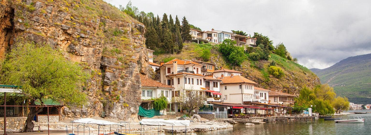 Makedonien, boat, Yacht