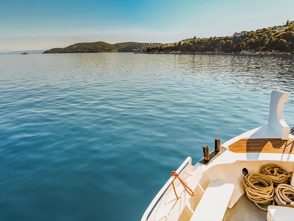 Mittelgriechenland, Hausboot, yachtcharter