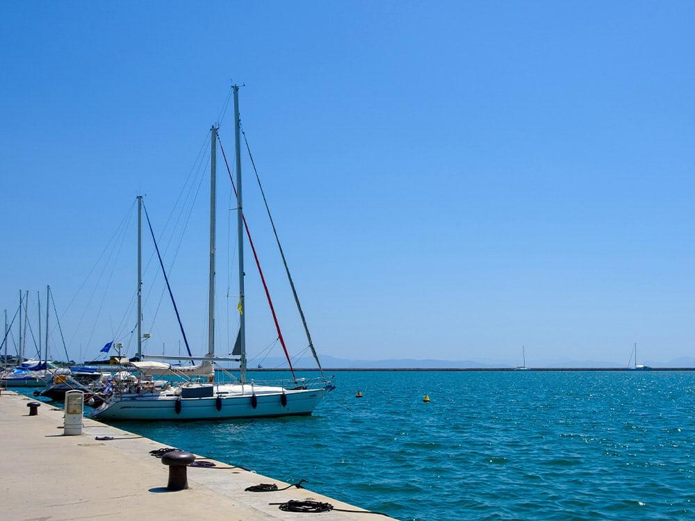 Thessalien, Yacht, Hausboot