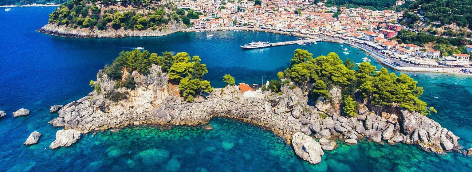 West Griechenland, Boot, Yacht