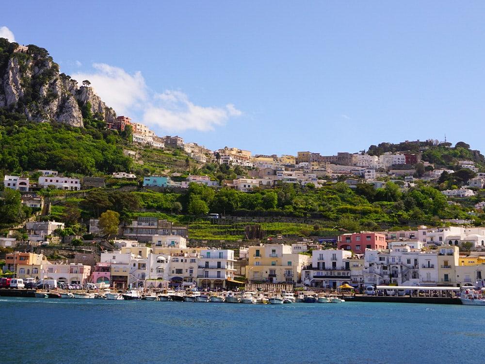 Neapel, Yacht, Boot