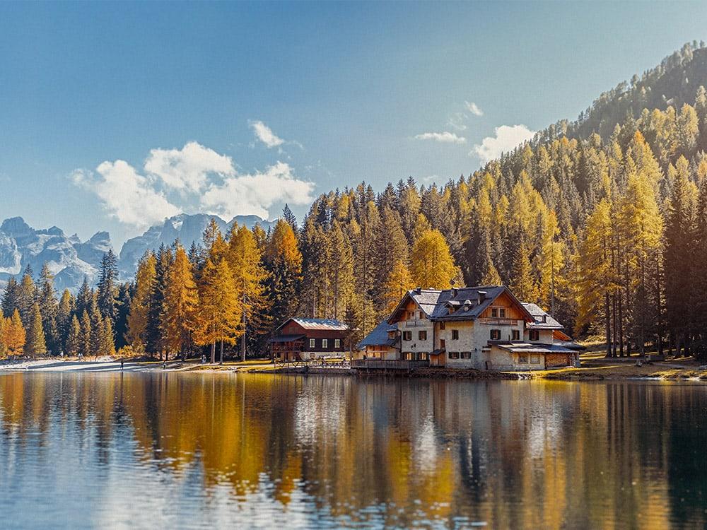 Trentino - Sudtirol, Yacht, boot