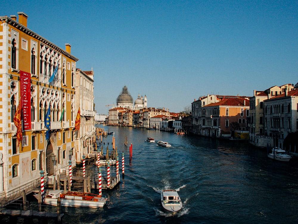Venezien, Boot, Yacht