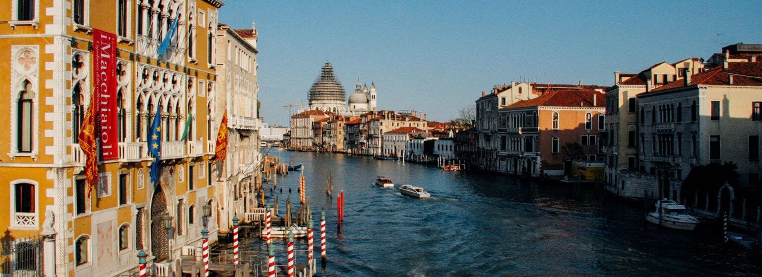 Venezien, Yacht, Boot