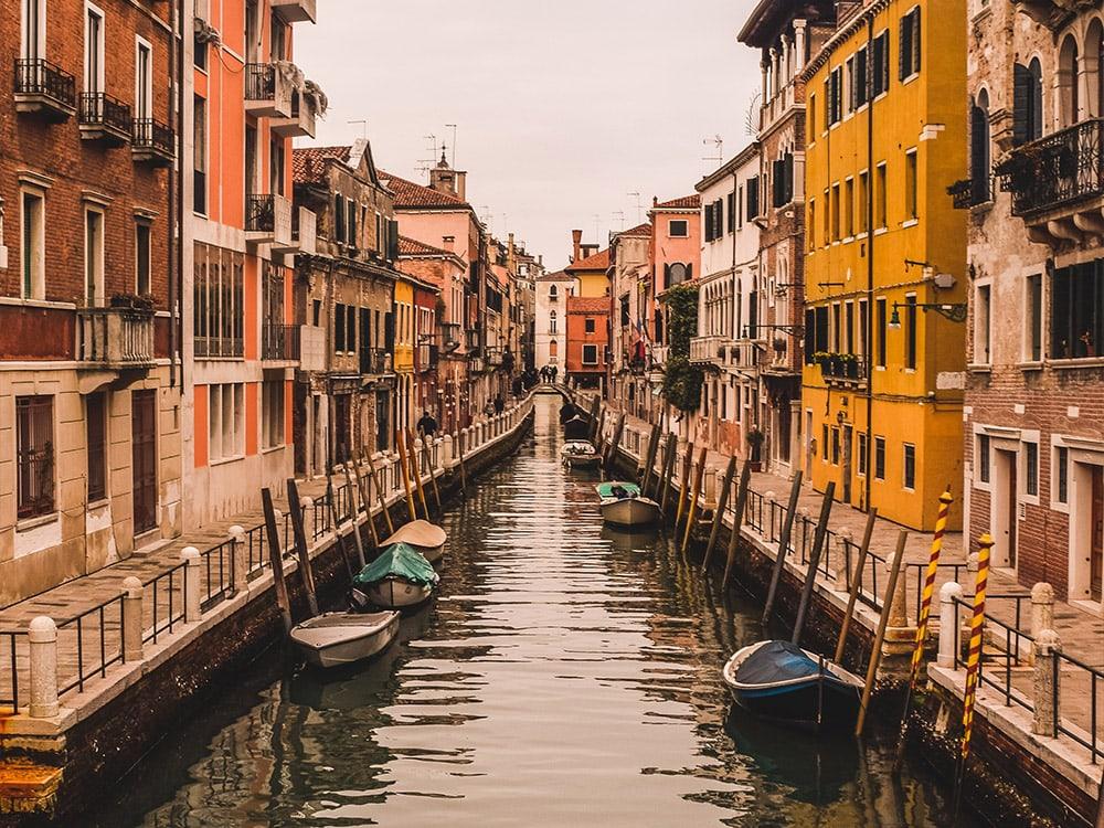 Venezien, Yacht, Hausboot