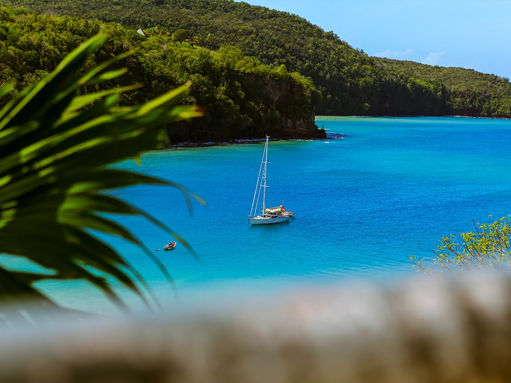 St. Lucia, Yacht, boat