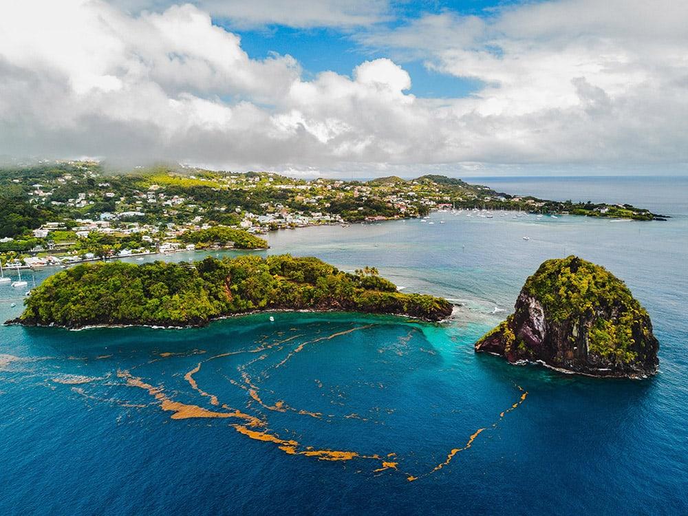 St. Vincent und die Grenadinen, Boot, Yacht
