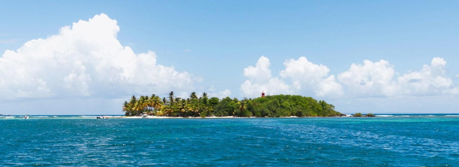 Guadeloupe, Yacht, Boot