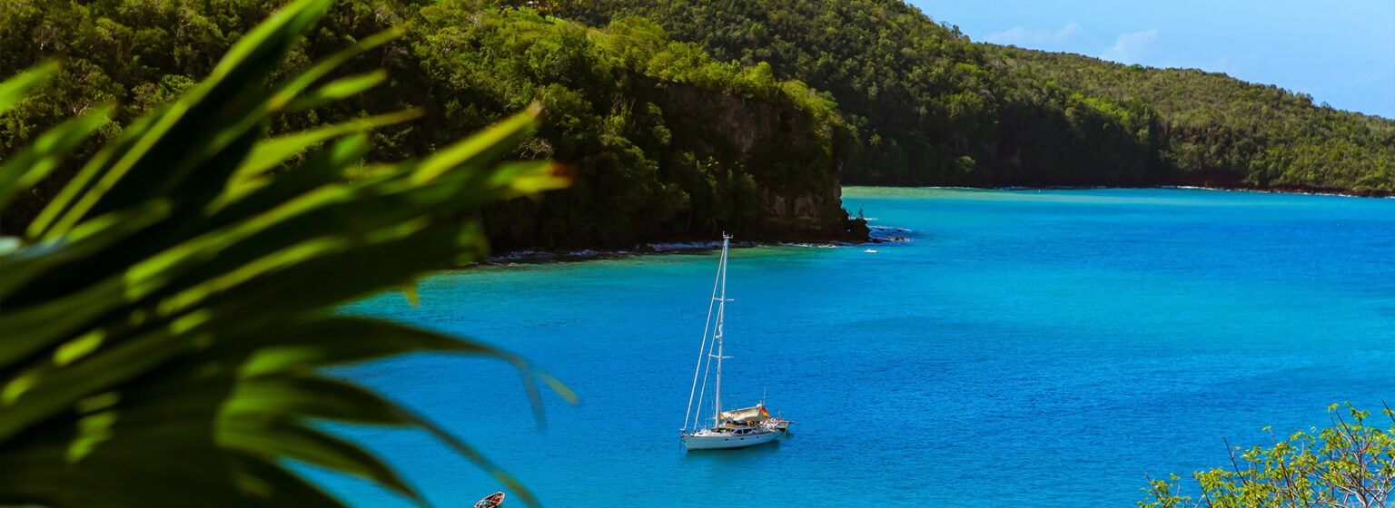 St. Lucia, Yacht, yachtcharter