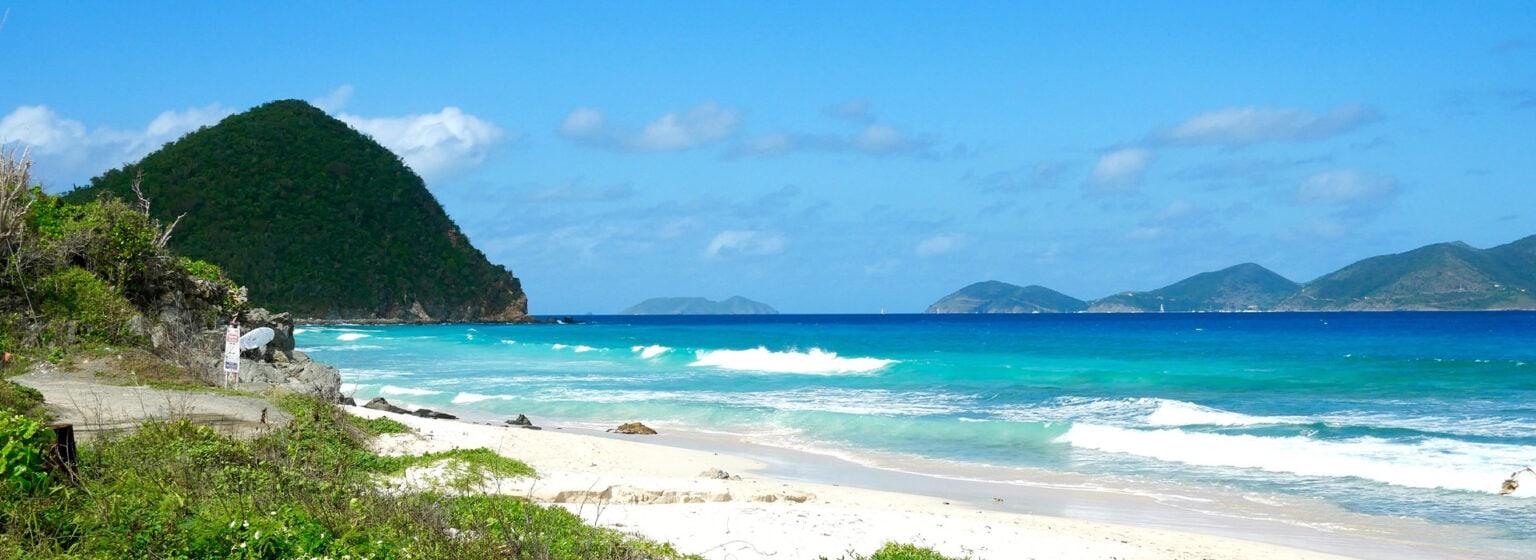 Tortola, Boot, Hausboot