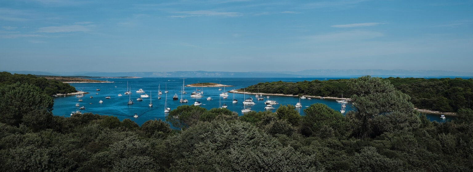 Istrien, Yacht, yachtcharter
