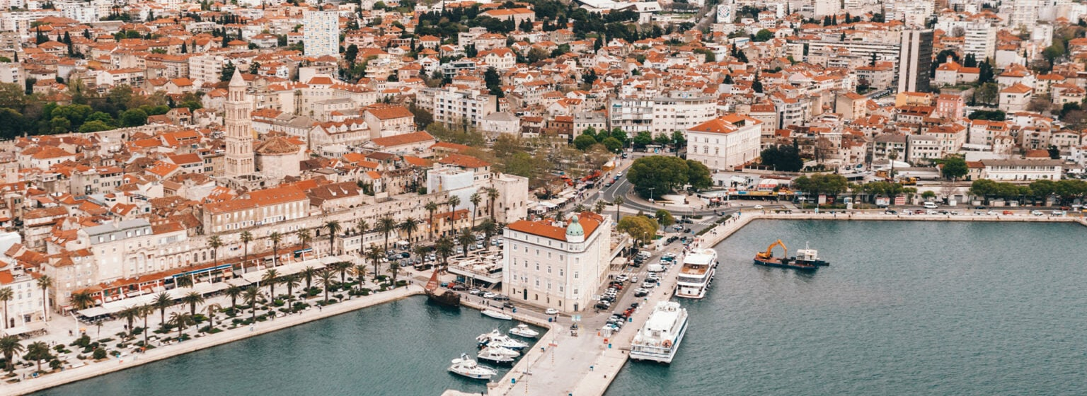 Mitteldalmatien, Yacht, Boot