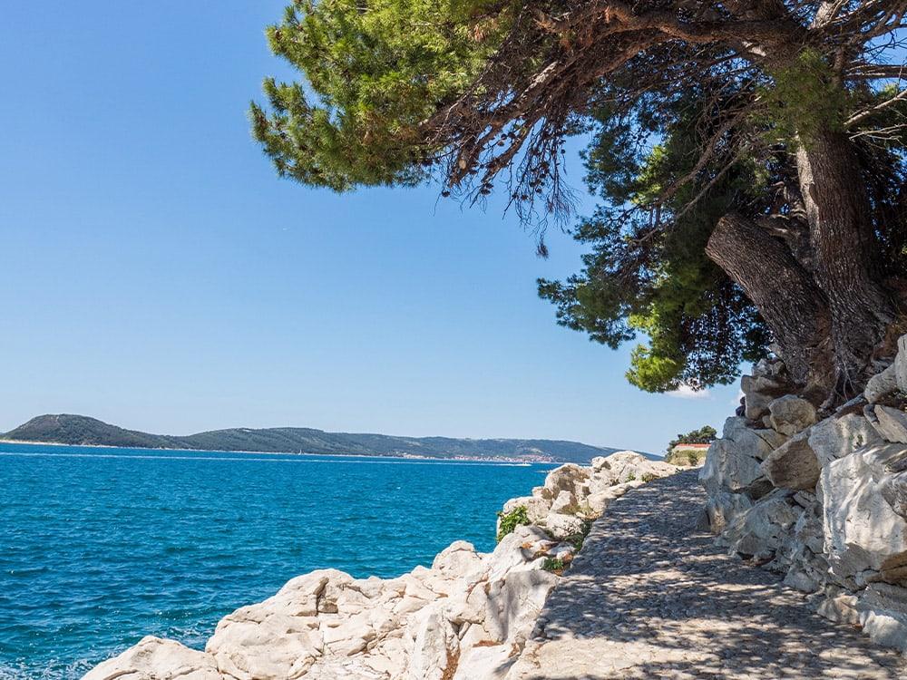 Mitteldalmatien, Boot, Yacht