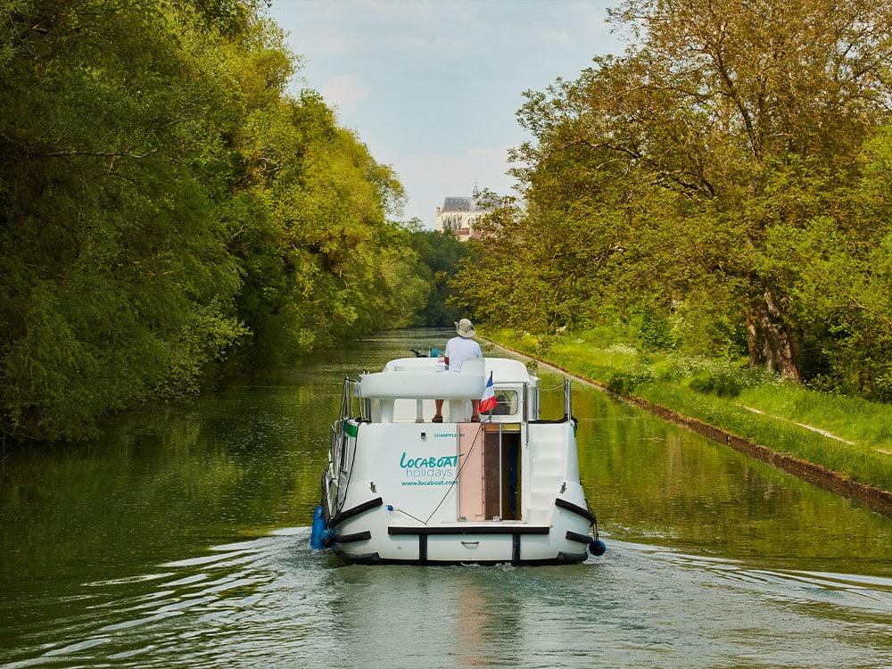 kurzreisen, Hausboot, Yacht