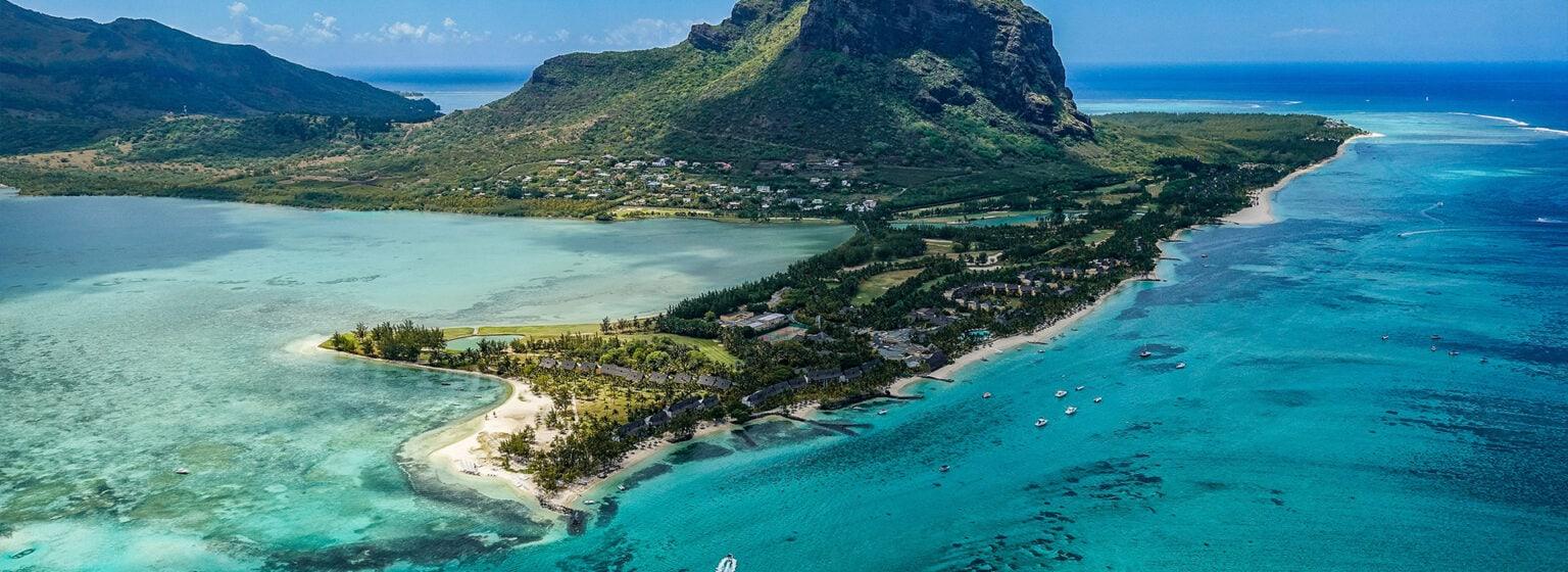 Mauritius, Boot, Yacht