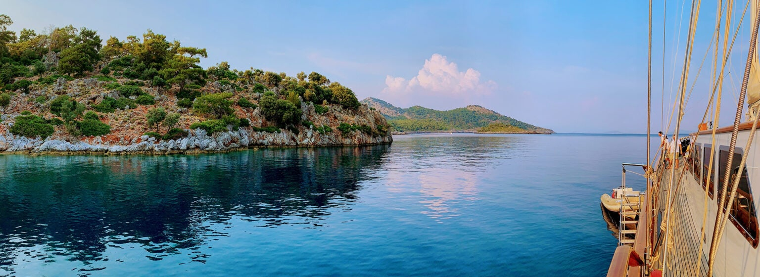 Mittelmeer, Yacht, Hausboot