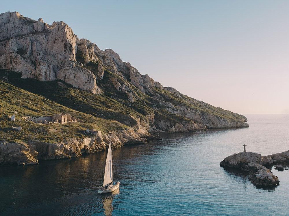 Franzosische Mittelmeerkuste, Yacht, yachtcharter