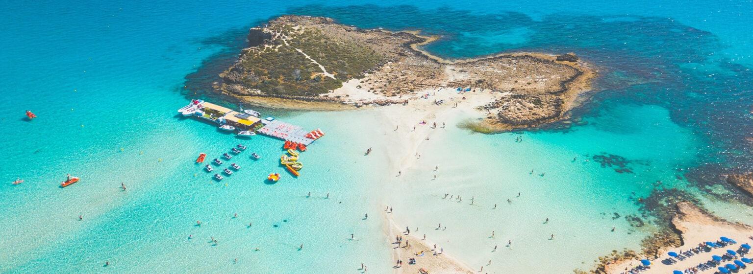 Zypern, Yacht, boot