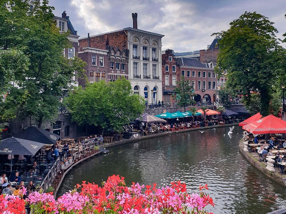 Utrecht, Boot, Hausboot