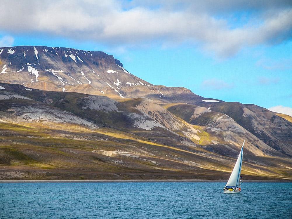 Spitzbergen, Yacht, yachtcharter