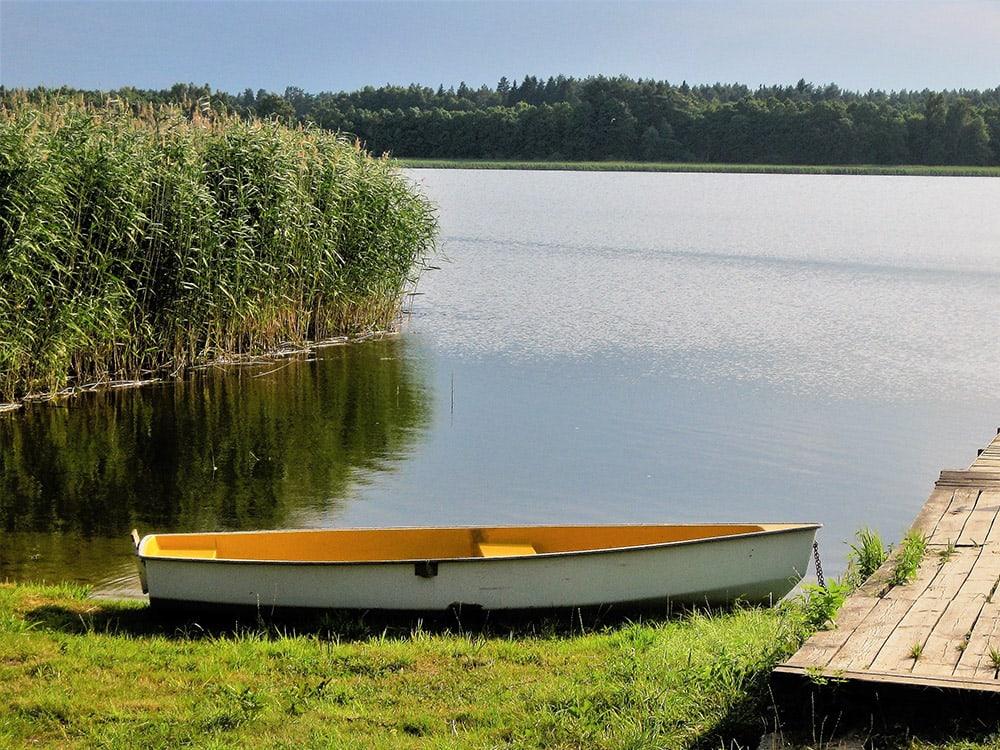 Masurische Seenplatte, Boot, Yacht