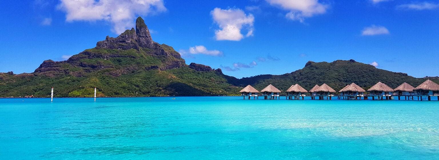 Polynesien, Yacht, Hausboot