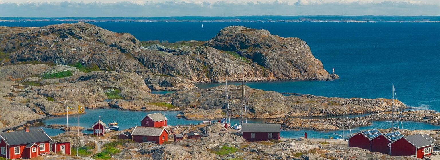 Schweden, Yacht, boot