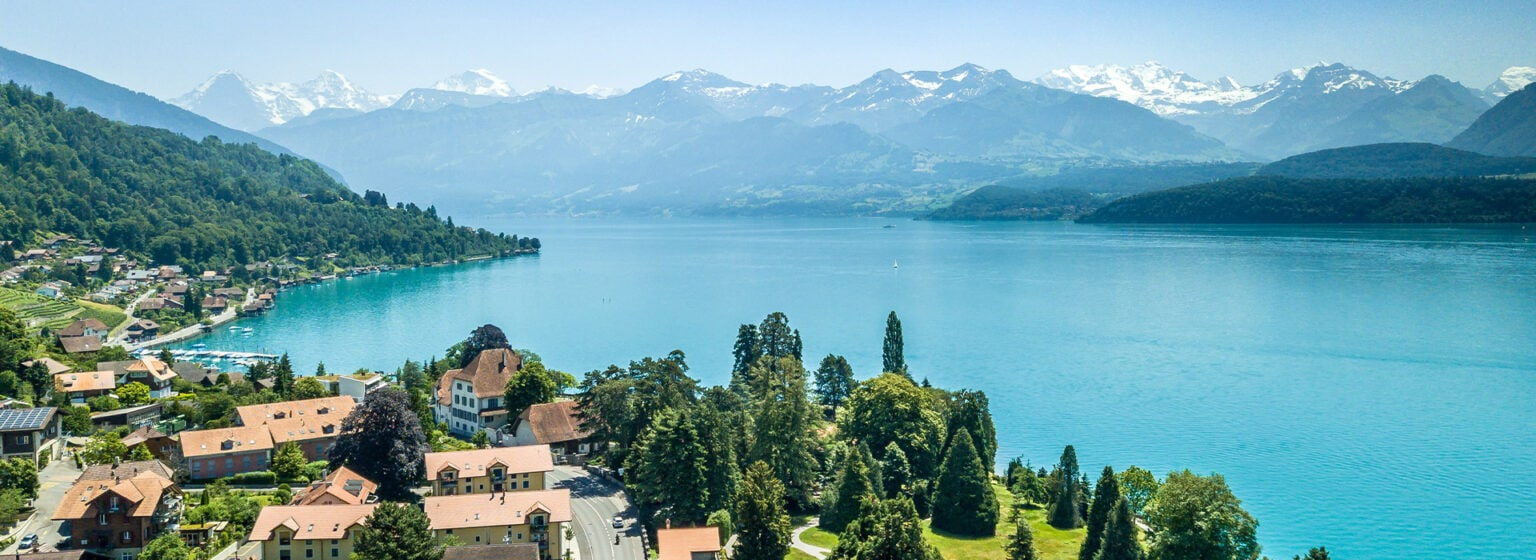 Schweiz, Boot, Hausboot