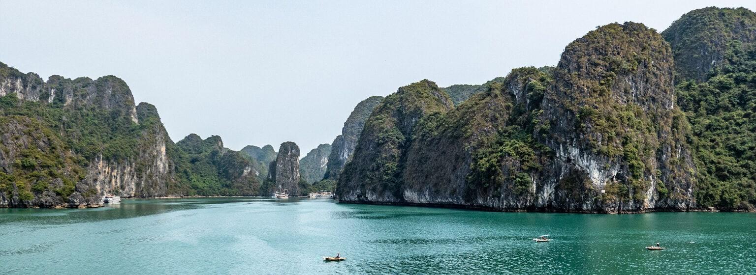 Sudostasien, Boot, Hausboot