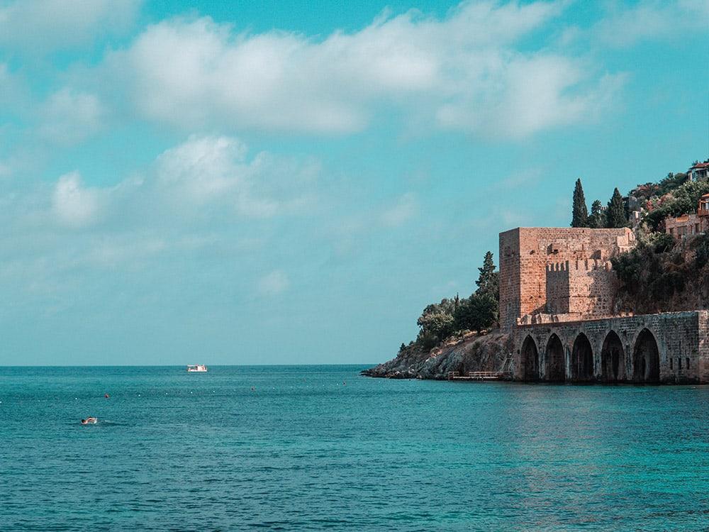 Mittelmeerregion, Yacht, boat