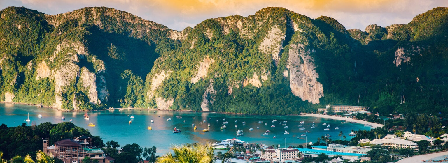 Thailand, Boot, Yacht