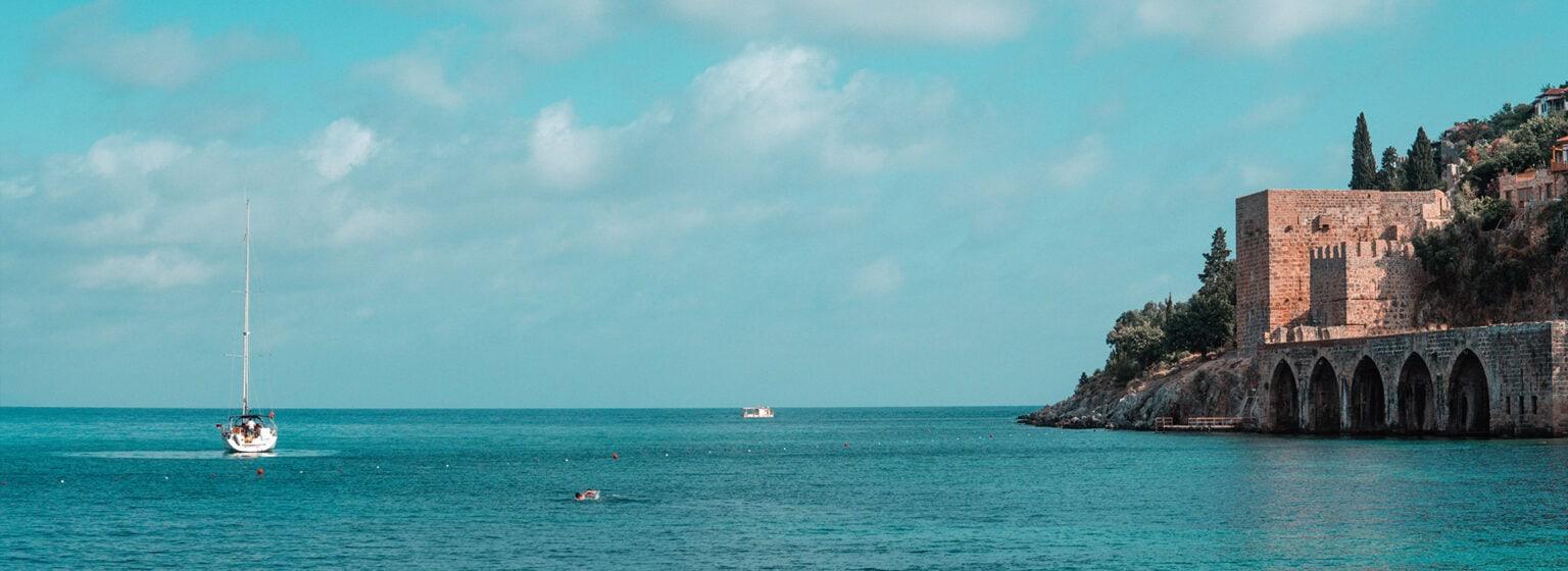 Mittelmeerregion, Yacht, boot