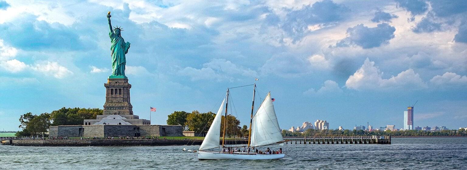 USA, Yacht, boot
