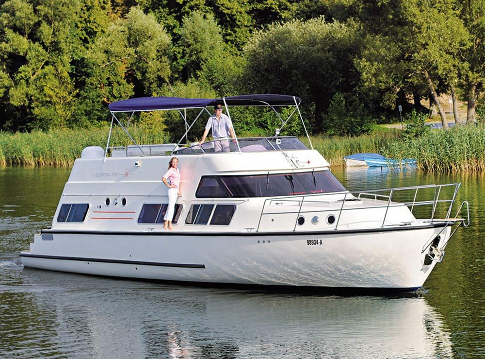 Hausboot mieten Hausboot Yacht Bootsurlaub.de