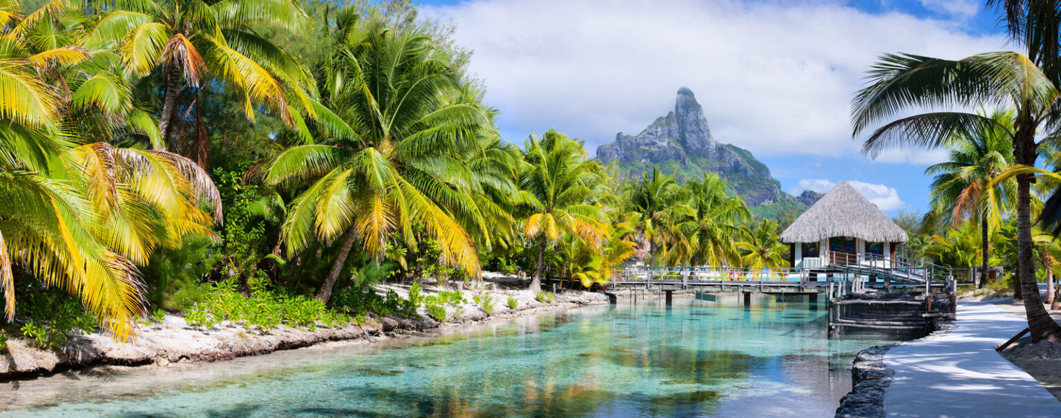 Hausboot mieten Charter Bora Bora Bootsurlaub.de