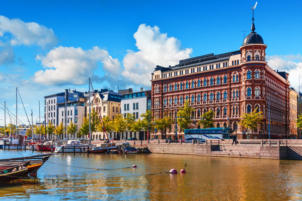 Hausboot mieten Details Hausboot Finnland Helsinki Bootsurlaub.de