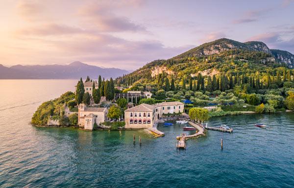 Hausboot mieten Hausboot Italien Gardasee Bootsurlaub.de